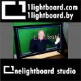 Видеостудия с прозрачной доской под ключ Model S