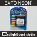 Маркеры Expo Neon купить с доставкой
